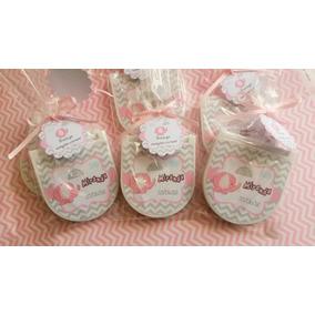 Recuerdo Para Baby Shower Espejos O Costureros Personalizado