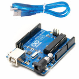 Arduino Uno Con Cable Usb