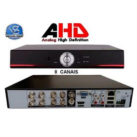 Dvr Stand Alone Ahd Até 8 Canais H264 Fullhd P Até 8 Cameras