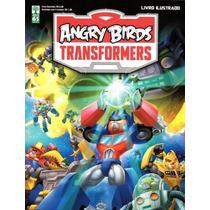 Angry Birds Transformers Lote 39 Figurinhas