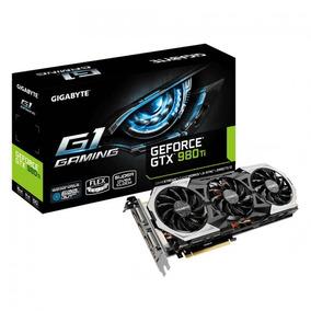 Placa De Video Gigabyte Gtx 980ti G1 Gaming - Lançamento!!