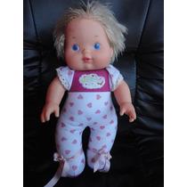 Boneca Nene Cuida De Mim Estrela - Brinquedo Antigo - B13