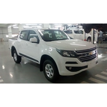 Gm S-10 Lt 2.5 4cc Flex 4x2 Manual Cab.dupla 0km 2017