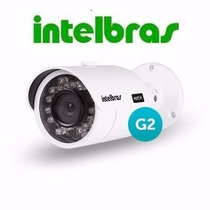 Camera Intelbras Bullet Hdcvi 720p 30m Hd Vhd 3130b 2.8mm G2