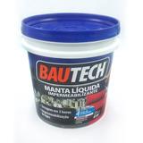 Bautech Manta Líquida - Branca 4kg.