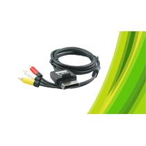 Kit De 10 Cables Video Av Xbox 360