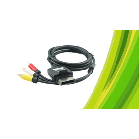 Cable Video Av Para Xbox 360