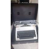 Máquina De Escribir Olympia Original Typewriter