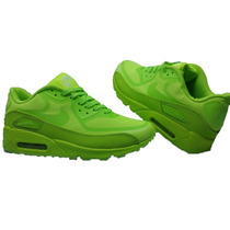 Tenis Nike Air Max 90 Glow In The Dark