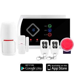 Sistema De Alarma Inalambrica Gsm Para Casa Oficina Oferta
