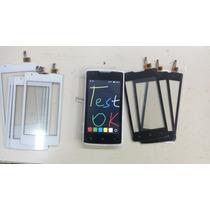 Touchscreen Para Telefono Lenovo A1000 Color Negro