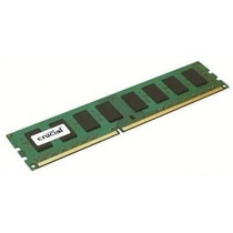 Memoria Crucial Ddr3 4gb 1600mhz Bivolt Ct51264bd160bj