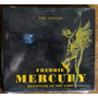 Cd Freddie Mercury - Messenger Of The Gods (2 Cds) Lacrado!!