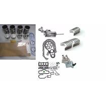 Kit Motor Reparação Completo Escort Hobby 95/ 1.6 Cht