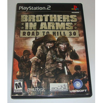 Brothers In Arms Road To Hill 30 Original Ps2