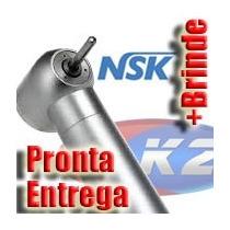 Caneta Alta Rotação Nsk + Brinde + Garantia - Pronta Entrega