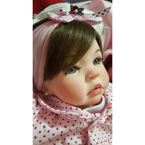 Bebê Reborn Kamilly Linda ! Promoção