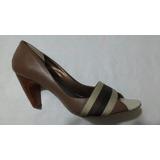 Sapato Em Couro Mara Mac 38