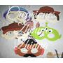 C.zhinna Cotillon Antifaz G.eva Marciano Verde De Toy Story