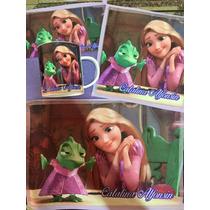 Set De Jardin Personalizado Con Taza Princesa Sofia Rapunzel