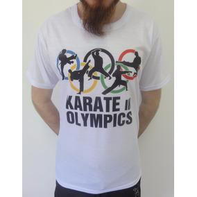 Camiseta Olimpiadas Tokyo 2020 - Karate In Olympics
