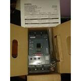 Breaker Siemens 3x250 Amp 3vt2 Nuevo En Caja