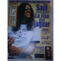 Saul/jaguares En Revista Lengua Portada Y Reportaje 2000