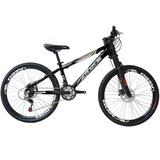 Bike Gts M1 Rebaixada Shimano Freio A Disco - Freeride