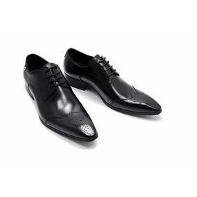 Zapatos Vestir Hombre Priamo Italy P02688. Envio Gratis