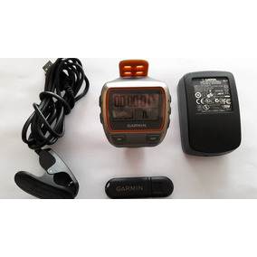 Relógio Garmin Gps Forerunner 310xt Com Cinta Cardíaca