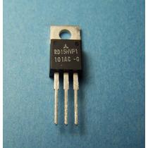 Transistor Potência Rd15hvf1 Rd15 Hvf1 Mosfet Original