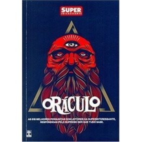 Revista Super Interessante Livro Faciculo Oraculo