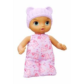 Boneca Baby Alive Naninha Morena Lindos Abraços 24 Cent.