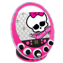 Monster High Disco Party Karaoke