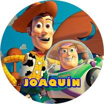 Lamina Comestible Personalizada Fototorta Toy Story