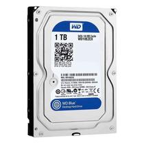 Disco Rigido 1tb Wd Wester Digital 1 Terabyte Sata 3 7200rpm