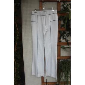 3a36b917f Calça Branca Em Tecido Em Cetim - Calças Jeans no Mercado Livre Brasil