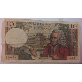 Dix Francs - 10 Francos - Banque De France
