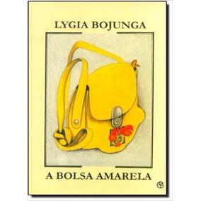 A Bolsa Amarela Livro Lygia Bojunga