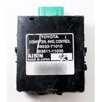 Modulo Controle De Tração 4wd 8953371010 Para Toyota Hilux