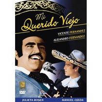 Dvd Cine Mexicano Vicente Fernandez Mi Querido Viejo Tampico