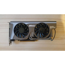 Placa Nvidia Geforce Msi Gtx 560 Ti Twin Frozr Ii 1gb Ddr5