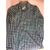 Camisa Express Talla M Extra Slim Fit Nueva Con Etiqueta