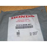 Estopera Trasera Cigueñal Honda Fit Civic Emotion Crv Accord