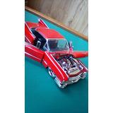 Carro De Coleccion Cadillac 1958 Escala 1:24