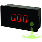 Voltímetro Digital Vac Rango 0- 500 V Alimentación 5vdc Vdac