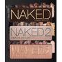 Kit De Sombras Naked 1,2 Y 3 Lote De Las 3 Envio Gratis