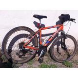 Bicicleta Trek Con Accesorios