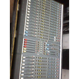 Mixer Consola Allen And Heat Gl 2200 X 24 Canales