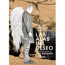 Wim Wenders, Las Alas Del Deseo, Ed. Zorro Rojo Ilustrado